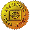 ACCREDITED DOOR DEALER